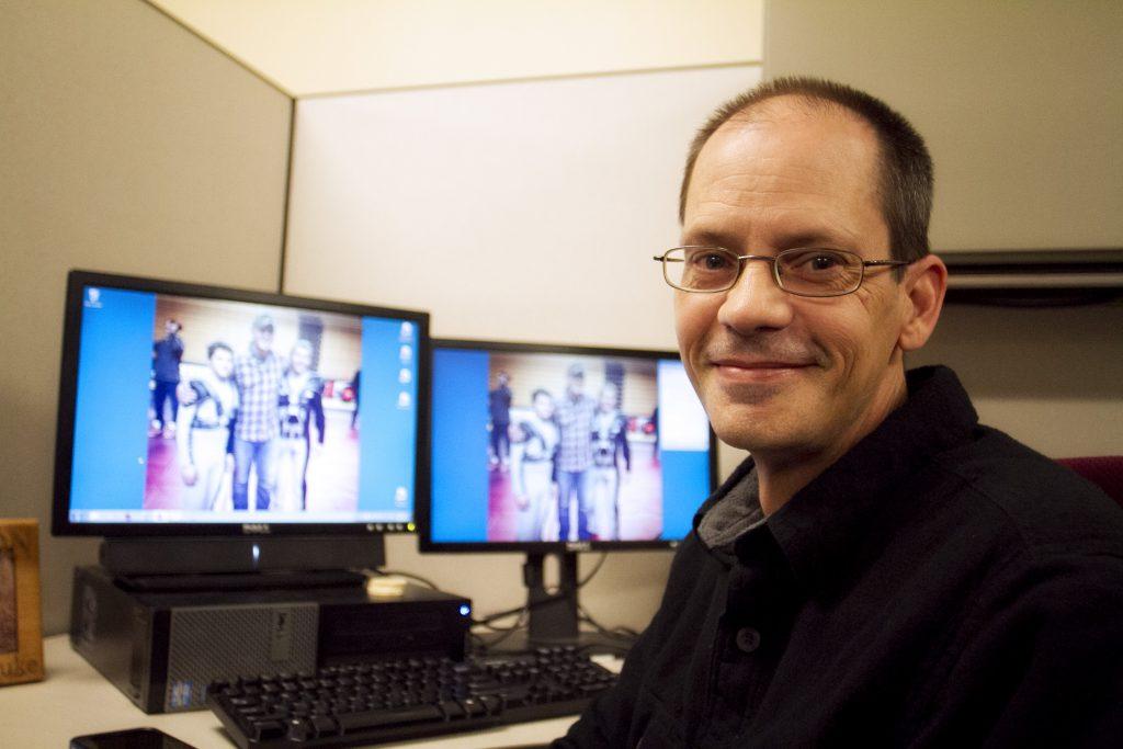 Daniel Kibby, Programmer/Analyst