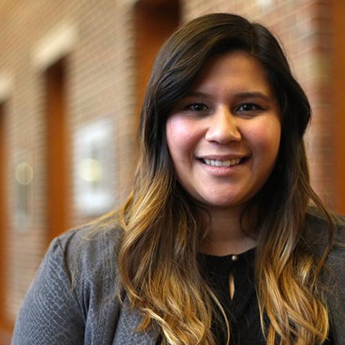 Katrina Frank, Web Migration Specialist