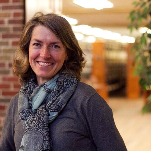Margie Stinson, Programmer/Analyst
